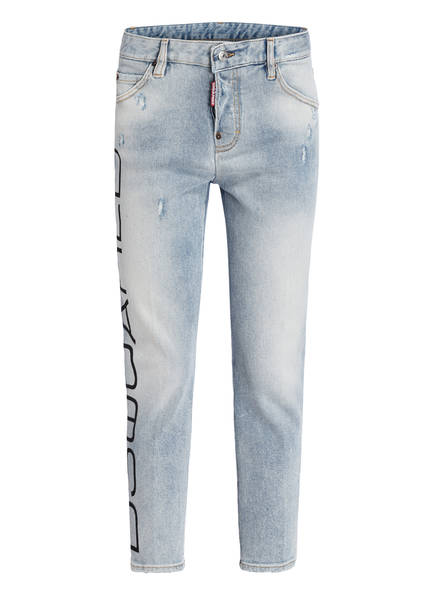 DSQUARED2 dsquared2 7/8-Jeans Cool Girl Cropped blau