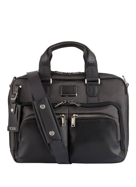 TUMI Business-Tasche ALBANY mit Laptopfach, Farbe: DUNKELGRAU (Bild 1)