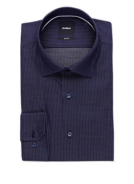 strellson Hemd SANTOS Slim Fit, Farbe: DUNKELBLAU (Bild 1)