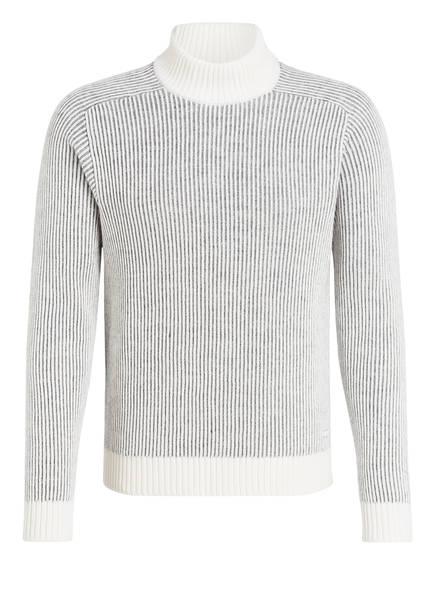 BOSS Pullover , Farbe: ECRU/ HELLGRAU (Bild 1)