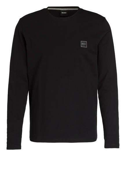 BOSS Langarmshirt TACKS, Farbe: SCHWARZ (Bild 1)