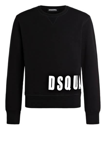 DSQUARED2 Sweatshirt , Farbe: SCHWARZ (Bild 1)