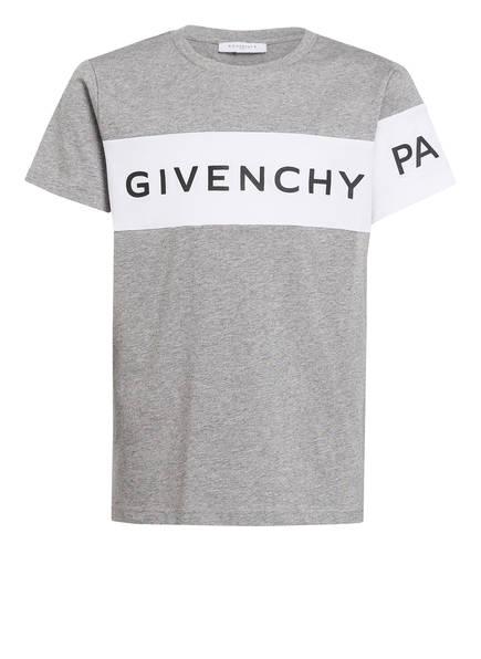 GIVENCHY T-Shirt , Farbe: GRAU MELIERT (Bild 1)