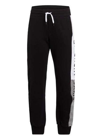 GIVENCHY Sweatpants, Farbe: SCHWARZ/ WEISS  (Bild 1)