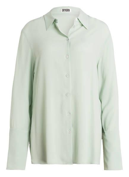 DRYKORN Bluse CHARLEE 2, Farbe: MINT (Bild 1)