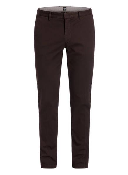 BOSS Hose KAITO Slim Fit, Farbe: DUNKELBRAUN (Bild 1)