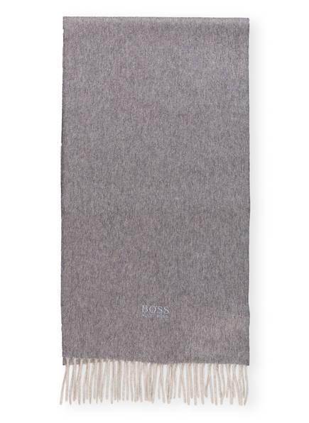 BOSS Cashmere-Schal, Farbe: GRAU (Bild 1)