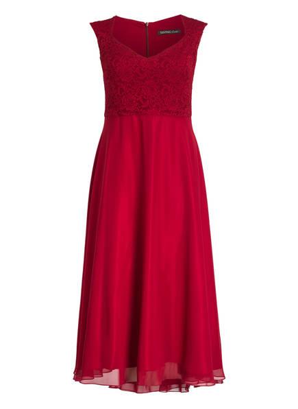 SWING Curve Kleid, Farbe: DUNKELROT (Bild 1)