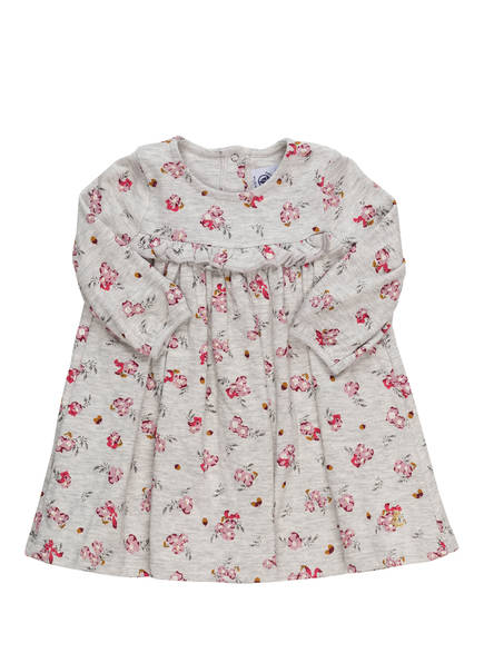 PETIT BATEAU Kleid, Farbe: GRAU/ ROSÉ (Bild 1)