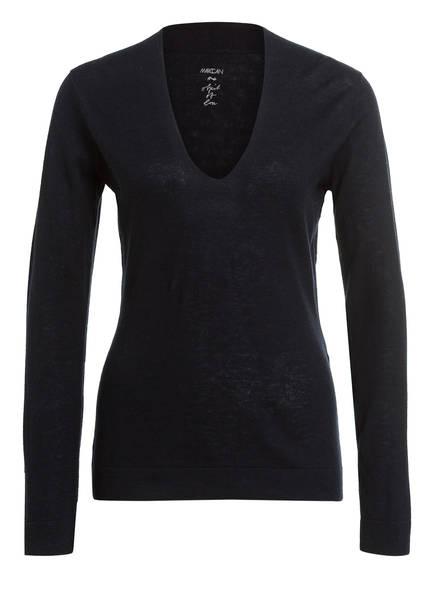 MARCCAIN Pullover, Farbe: Dunkelblau (Bild 1)