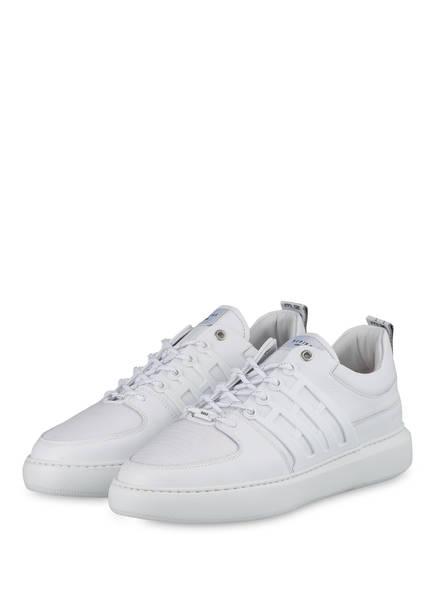 NUBIKK Plateau-Sneaker SCOTT BENTON, Farbe: WEISS (Bild 1)