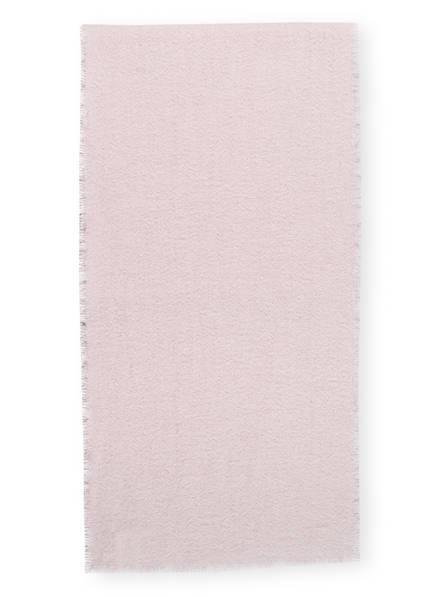 Faliero Sarti Bouclé-Schal ALEXINA , Farbe: ROSÉ (Bild 1)