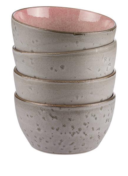 Bitz 4er-Set Suppenschüsseln, Farbe: ROSA (Bild 1)