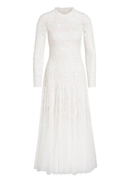 needle & thread Abendkleid BELLA, Farbe: WEISS (Bild 1)