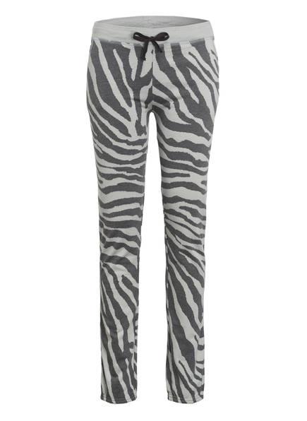 Juvia Sweatpants , Farbe: MINT/ SCHWARZ (Bild 1)