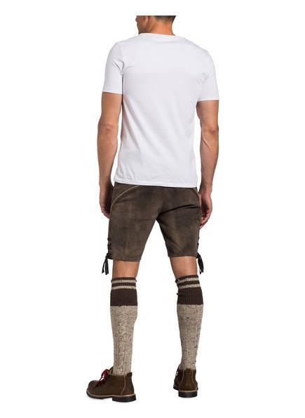 OLYMP T-Shirts | Olymp T-Shirt weiss