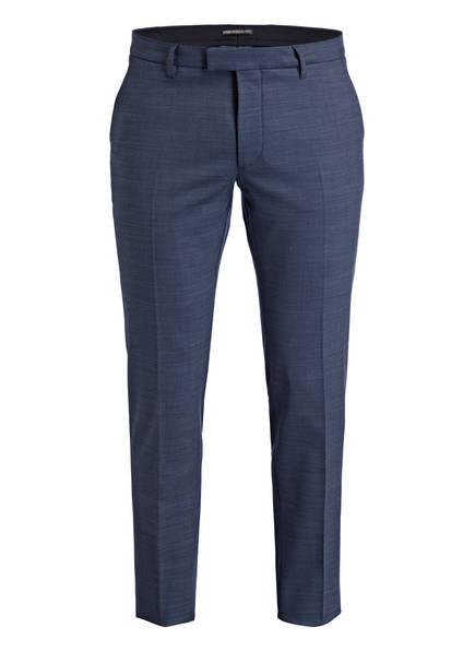 DRYKORN Anzughose PIET Slim Fit , Farbe: BLAU MELIERT (Bild 1)