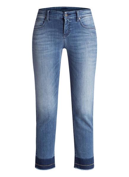 CAMBIO 7/8-Jeans TESS, Farbe: BLUE DENIM (Bild 1)