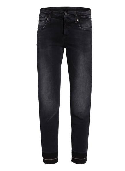 CAMBIO 7/8-Jeans TESS, Farbe: BLACK DENIM (Bild 1)