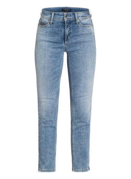 CAMBIO 7/8-Jeans PIPER, Farbe: LIGHT BLUE DENIM (Bild 1)