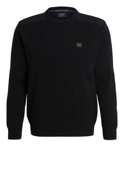 PAUL & SHARK Pullover, Farbe: SCHWARZ (Bild 1)