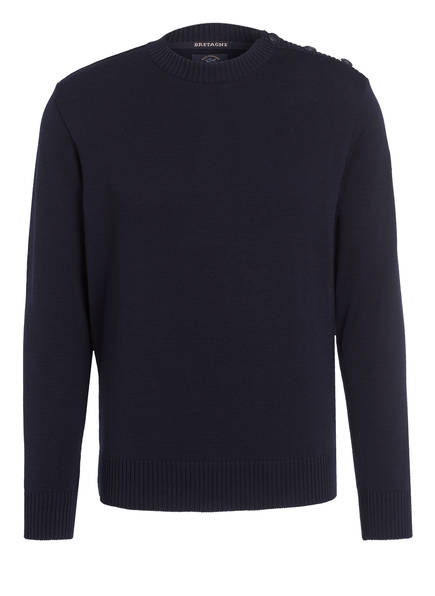 PAUL & SHARK Pullover, Farbe: DUNKELBLAU (Bild 1)