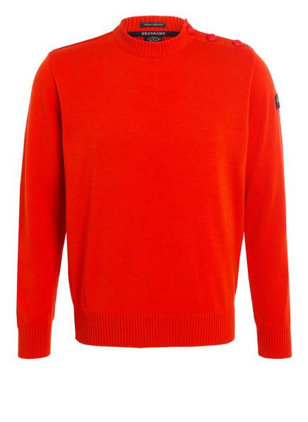 PAUL & SHARK Pullover, Farbe: ROT (Bild 1)