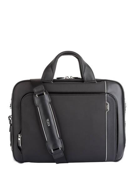 TUMI ARRIVÉ Business-Tasche SADLER mit Laptopfach, Farbe: SCHWARZ (Bild 1)