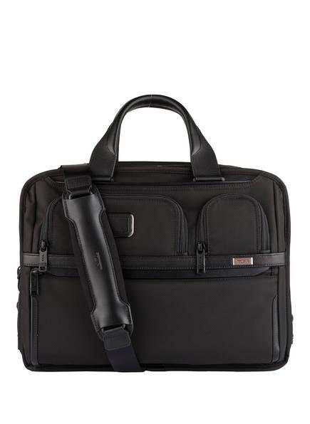 TUMI Laptop-Tasche ALPHA 3, Farbe: SCHWARZ (Bild 1)