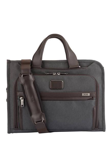 TUMI Business-Tasche ALPHA SLIM DELUXE, Farbe: GRAU (Bild 1)