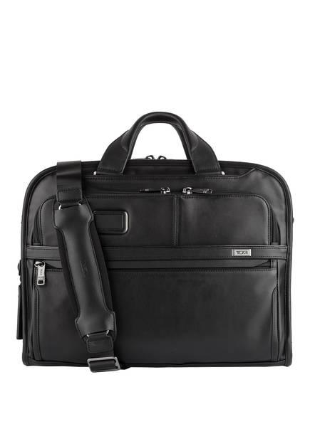 TUMI Business-Tasche ALPHA , Farbe: SCHWARZ (Bild 1)