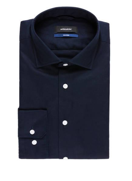 seidensticker Hemd Tailored Fit, Farbe: DUNKELBLAU (Bild 1)