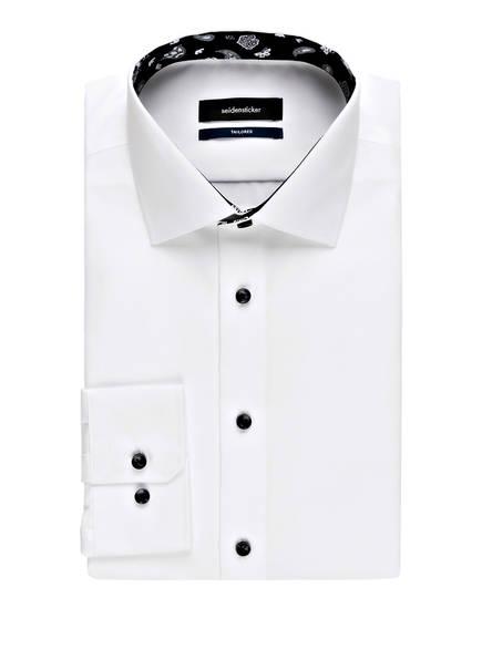 seidensticker Hemd Tailored Fit, Farbe: WEISS (Bild 1)