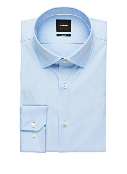 strellson Hemd Santos Slim Fit, Farbe: HELLBLAU (Bild 1)