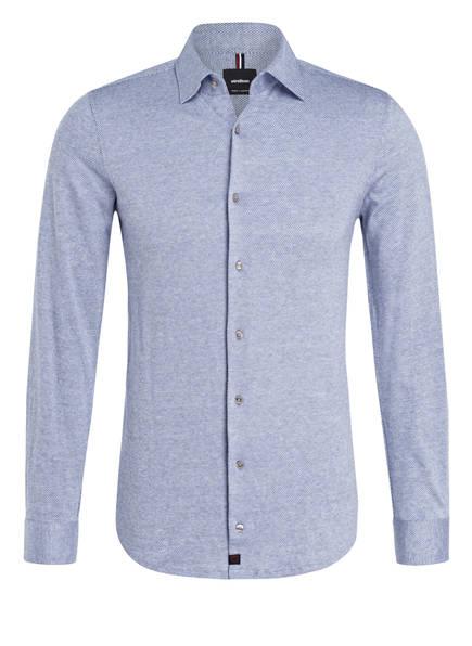 strellson Hemd CARSON Slim Fit, Farbe: BLAU MELIERT (Bild 1)