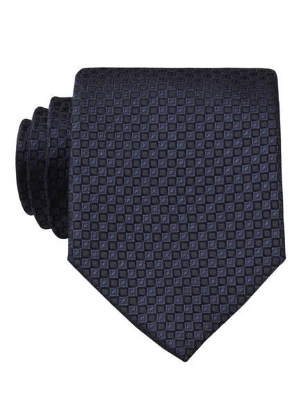 strellson Krawatte, Farbe: DUNKELBLAU (Bild 1)