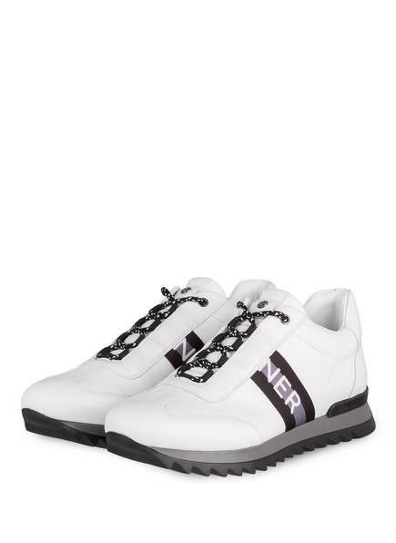 BOGNER Sneaker SEATTLE, Farbe: WEISS/ SCHWRAZ (Bild 1)