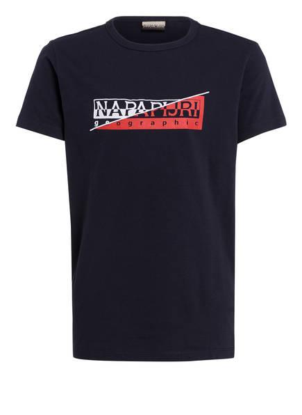 NAPAPIJRI T-Shirt SAKY, Farbe: MARINE (Bild 1)
