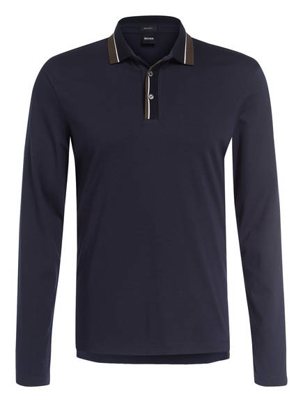BOSS Jersey-Poloshirt PEARL, Farbe: DUNKELBLAU (Bild 1)
