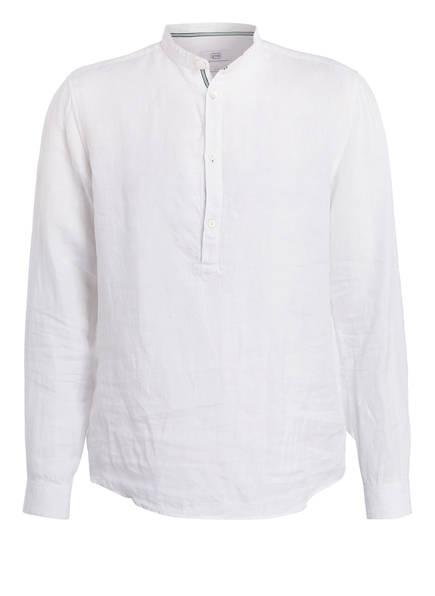 gössl Trachtenhemd aus Leinen, Farbe: WEISS (Bild 1)
