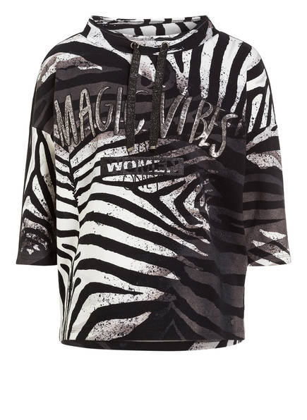 monari Shirt, Farbe: WEISS/ SCHWARZ/ SILBER (Bild 1)