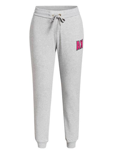 ARMANI EXCHANGE Sweatpants, Farbe: HELLGRAU MELIERT (Bild 1)