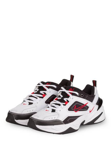 Nike Sneaker M2K TEKNO, Farbe: WEISS/ ROT/ SCHWARZ (Bild 1)