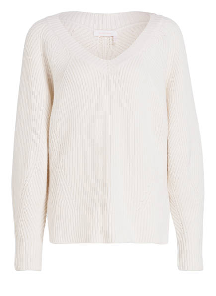 SEE BY CHLOÉ Pullover, Farbe: WEISS (Bild 1)