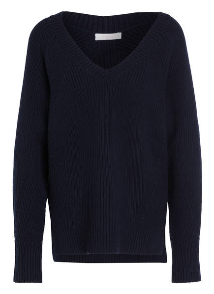 SEE BY CHLOÉ Pullover, Farbe: DUNKELBLAU (Bild 1)