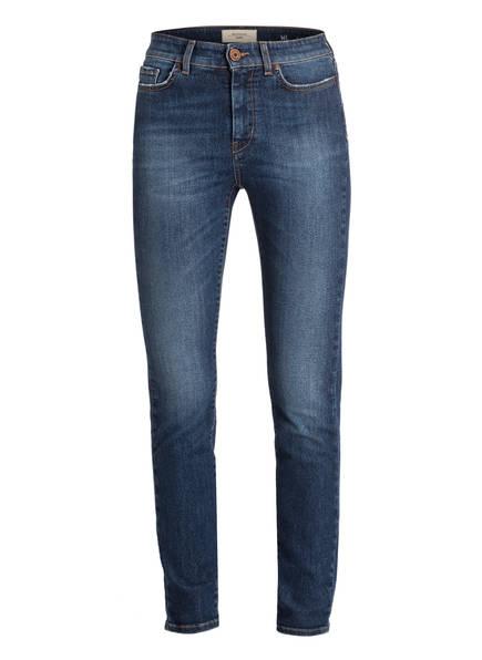 WEEKEND MaxMara Skinny-Jeans, Farbe: DENIM BLUE (Bild 1)
