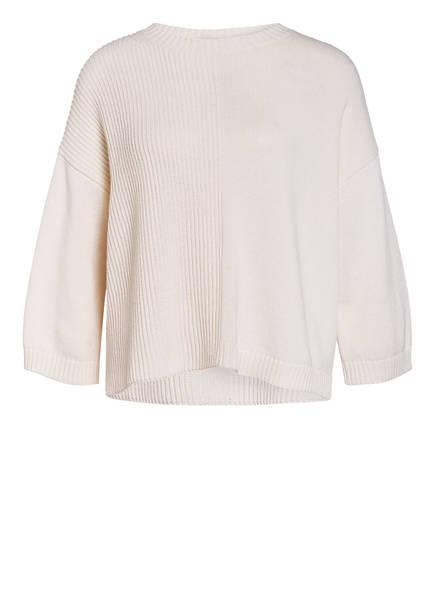 WEEKEND MaxMara Pullover mit 3/4-Arm, Farbe: CREME (Bild 1)