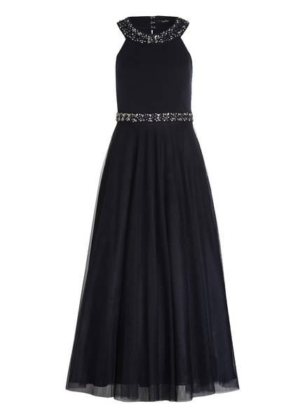Vera Mont Abendkleid FLORAL PASSION, Farbe: DUNKELBLAU (Bild 1)