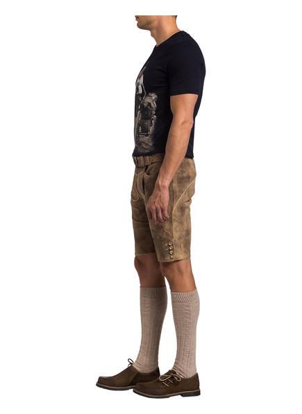 Spieth & Wensky Trachten-Lederhose BRUNN HELLBRAUN - Herrenbekleidung Billig