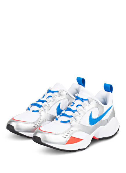 Nike Sneaker AIR HEIGHTS, Farbe: WEISS/ BLAU/ ORANGE (Bild 1)